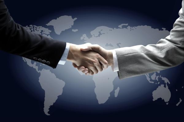 Допомога у справах міжнародної співпраці