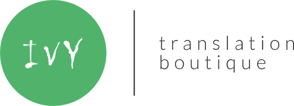 IVY translation boutique